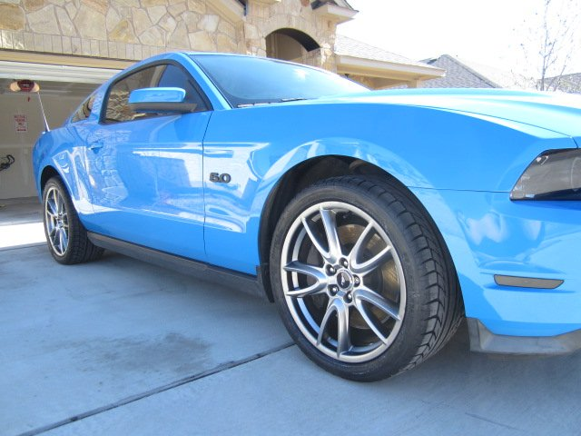 new tires bfg g force sport comp 2 ford mustang forum. Black Bedroom Furniture Sets. Home Design Ideas