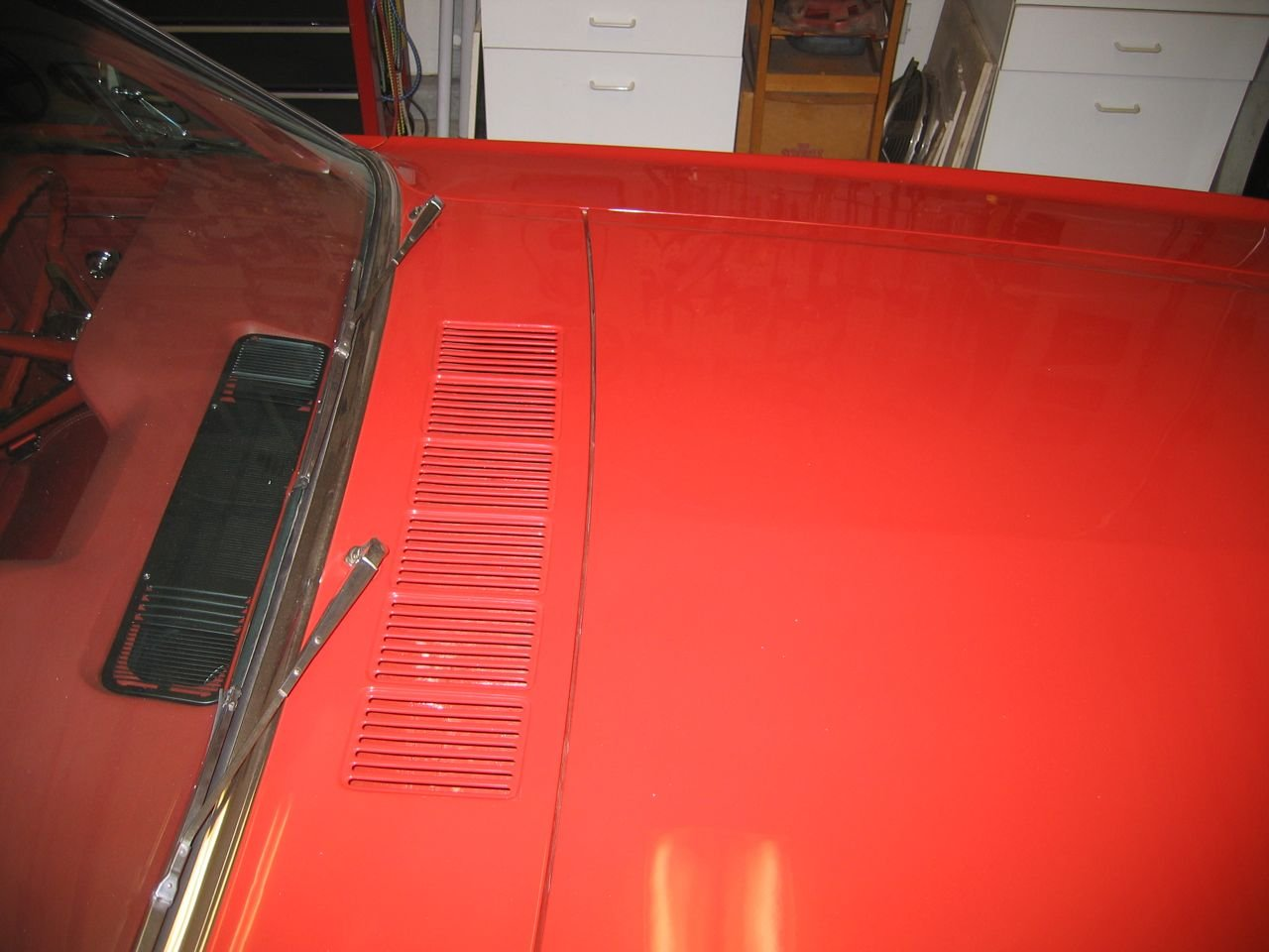 How Much Is A Starter >> Mustang 67 Fastback - Hood adjustment - Ford Mustang Forum