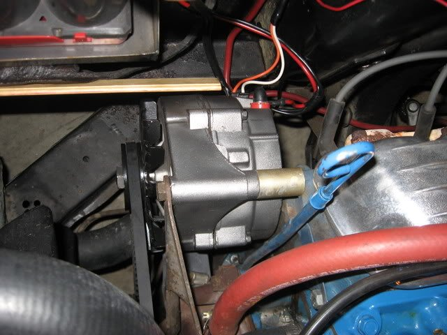 Alternator Questions 1967 Mustang With A 289 Ford