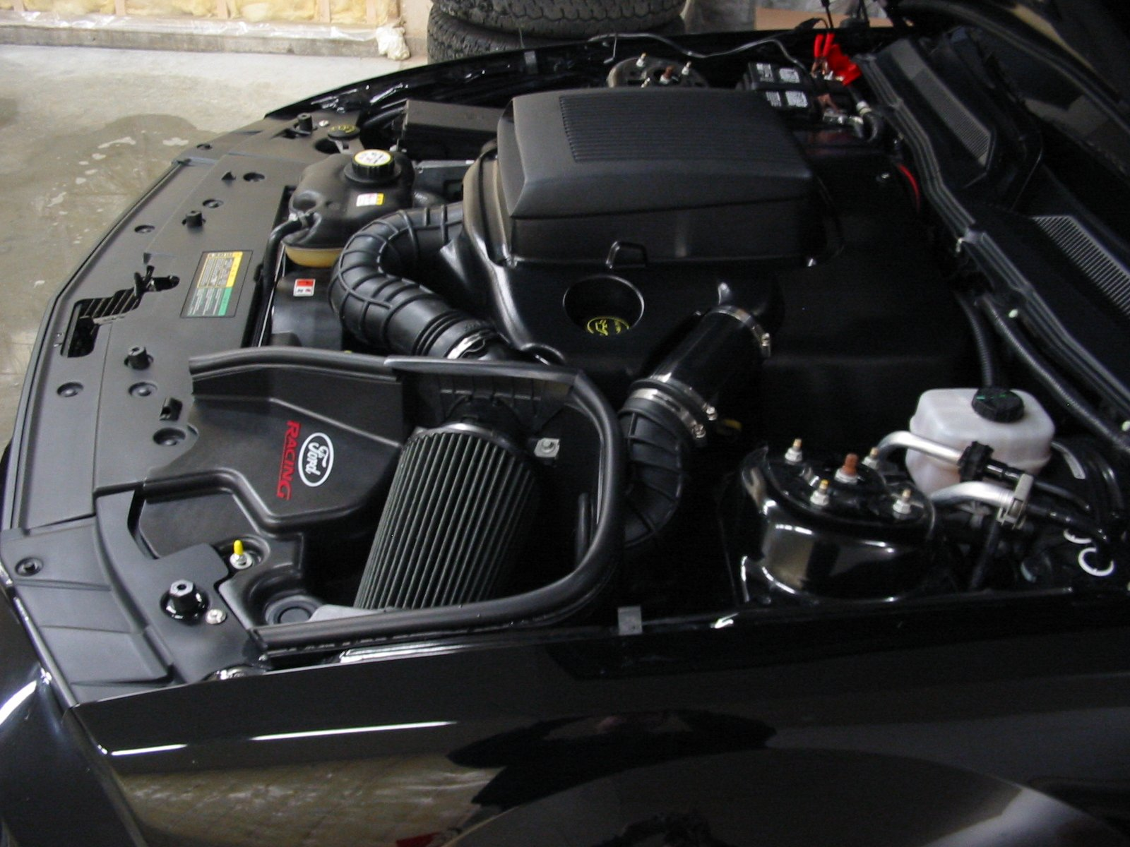 Air intake on the hood of a car - a luxury or a necessity 21