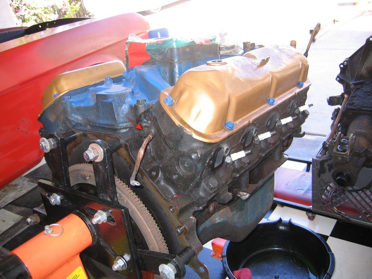 1968 fastback engine ground strap location? ford mustang forum 1969 corvette engine belt diagram click image for larger version name img_1326 jpg views 1356 size 285 4