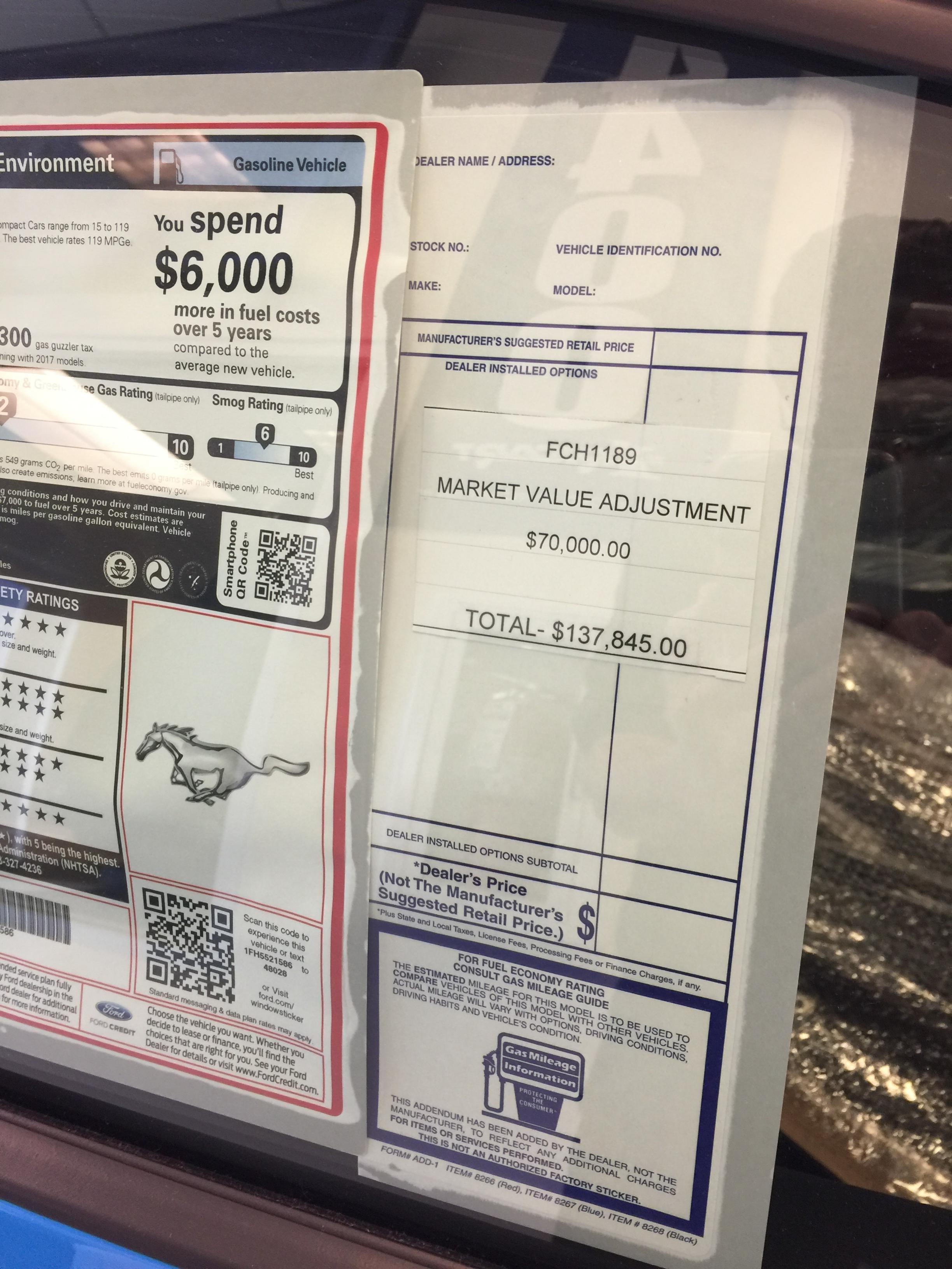 ... Click image for larger version Name IMG_1555.jpg Views 153 Size 696.7 ... & Ricart Ford Columbus Ohio 2017 Cobra R--$70000 mark-up ... markmcfarlin.com