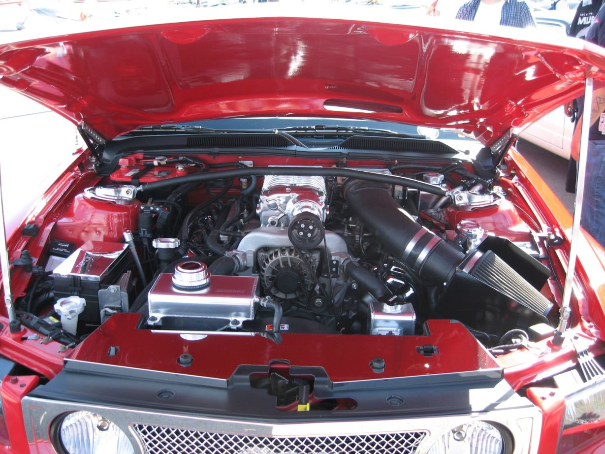 Mustang 2010 Custom >> FORD RACING/WHIPPLE HO 11psi SUPERCHARGER on Stock motor? - Ford Mustang Forum