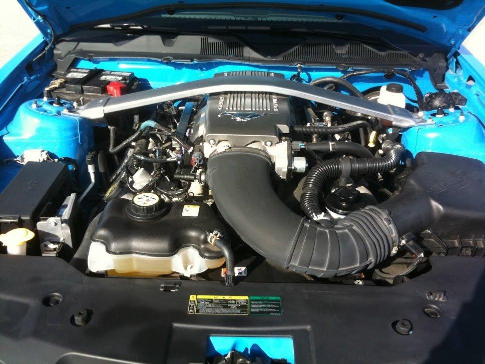 2010 Power Steering Reservoir Location Ford Mustang Forum