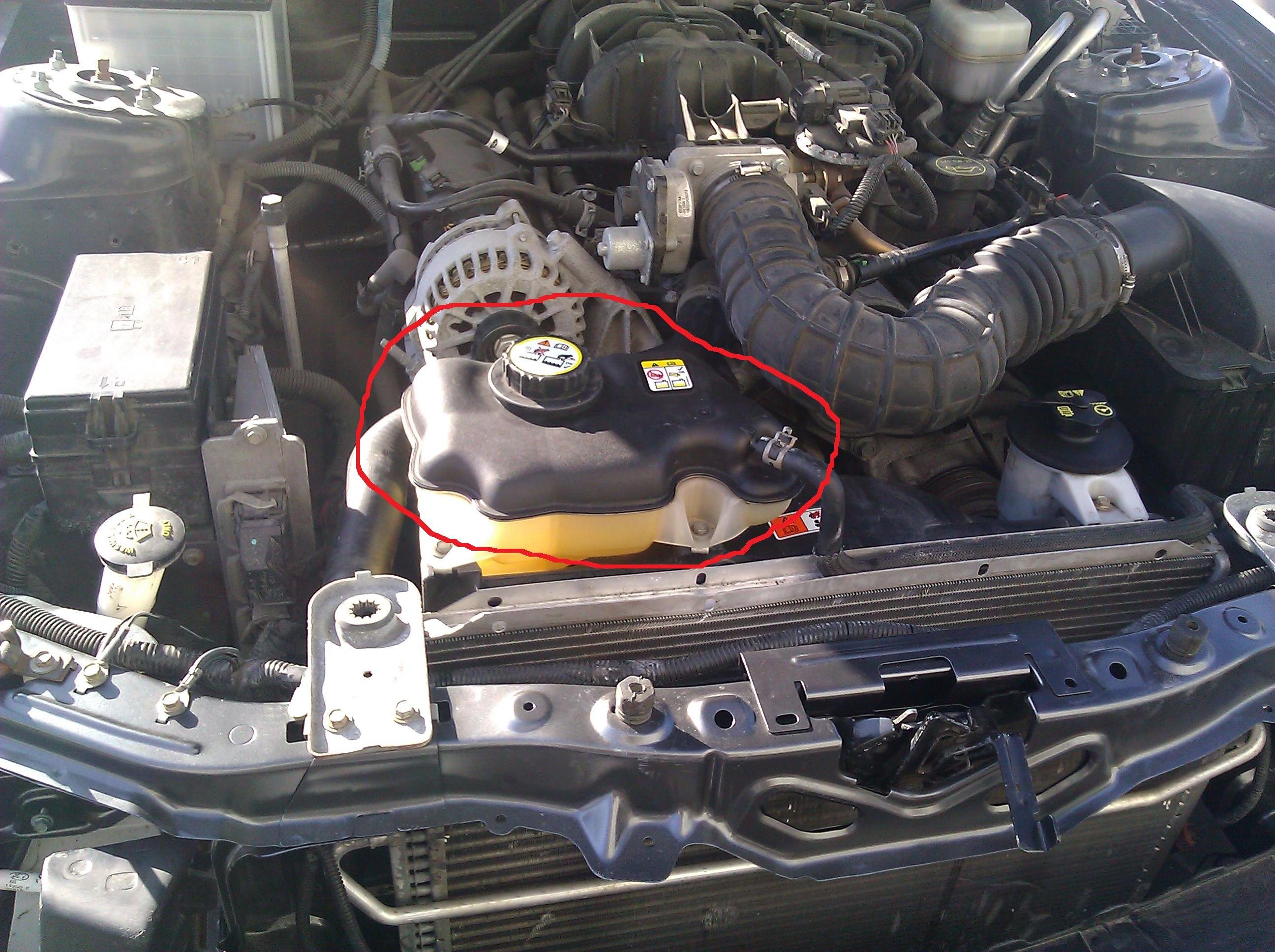 Engine Coolant Fluid