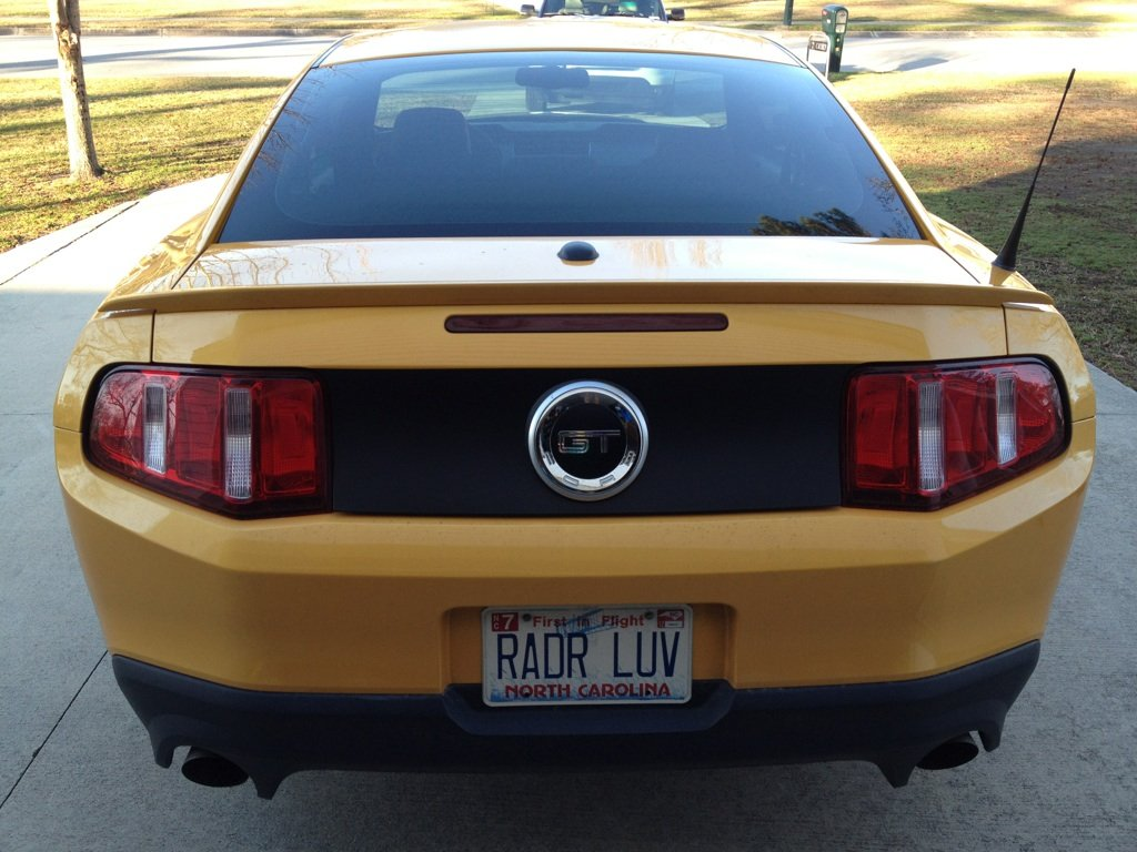 Personalized License Plates Being Used For Your New 5 0 Gt Gt Cs Or Boss Ford Mustang Forum