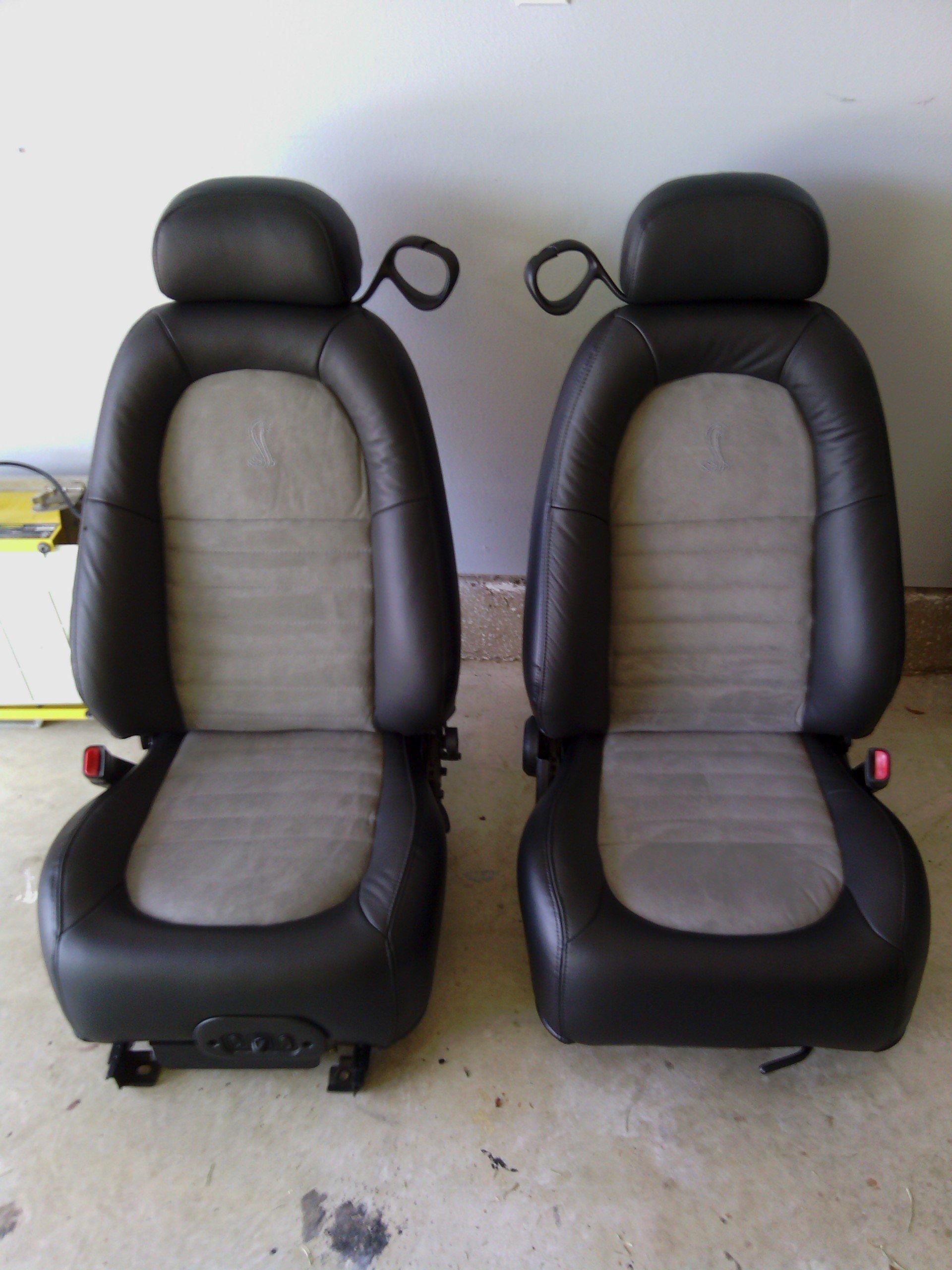 2001 Cobra Seats Alcantara Or Unisuede Img 20170721 111039 Jpg