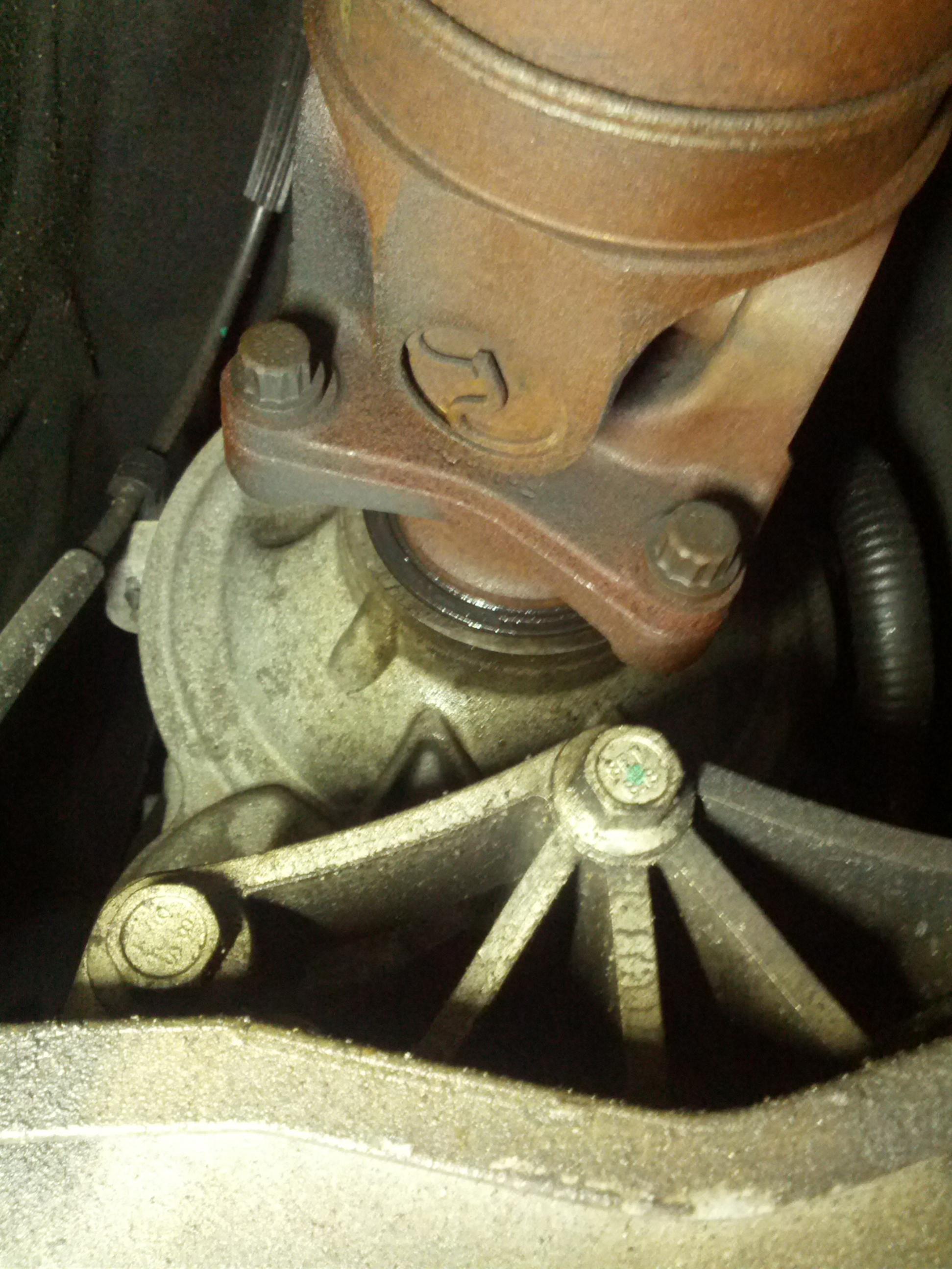 2011 Mustang V6 6r80 Transmission Leak Ahh Almost