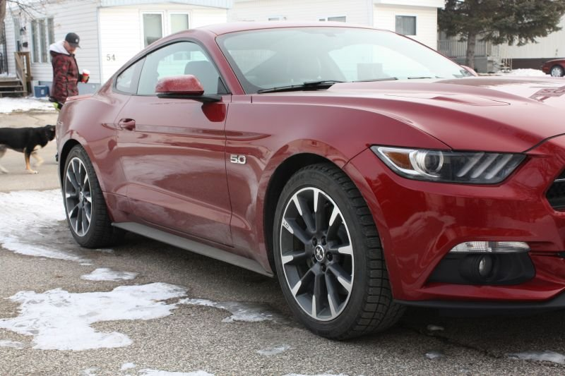 2015 Mustang Wheel Options Fyi 2014 And Earlier Fit Ford Mustang Forum