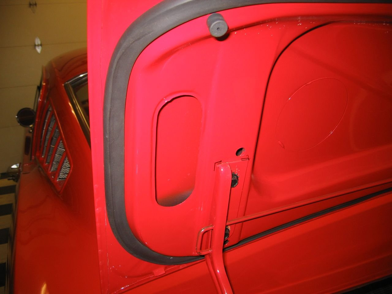 Ford Mustang Fastback >> Fastback Trunk Lid Weatherstrip - Ford Mustang Forum