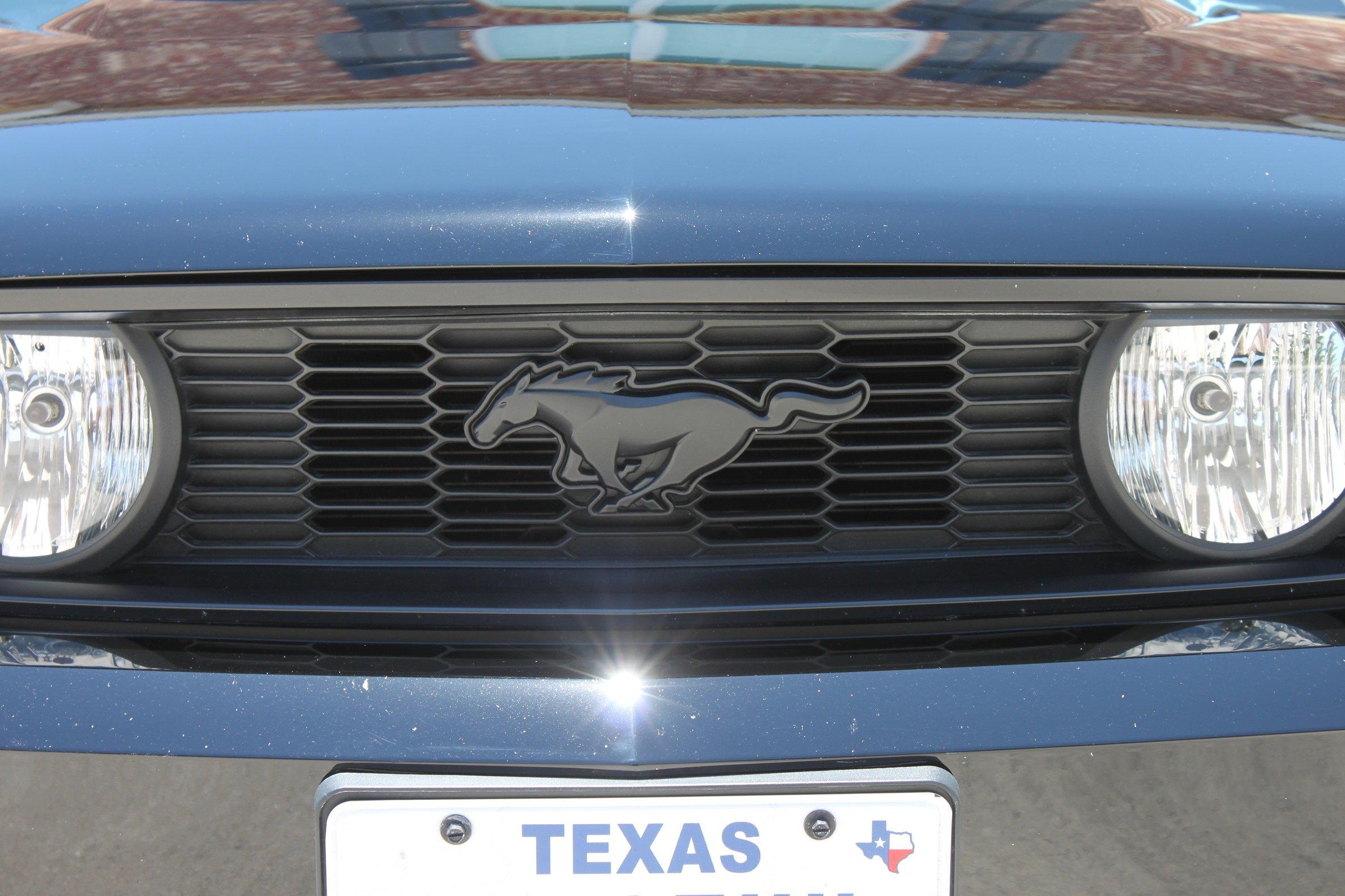 Plasti Dip Emblems >> Plasti Dip Emblems Ford Mustang Forum