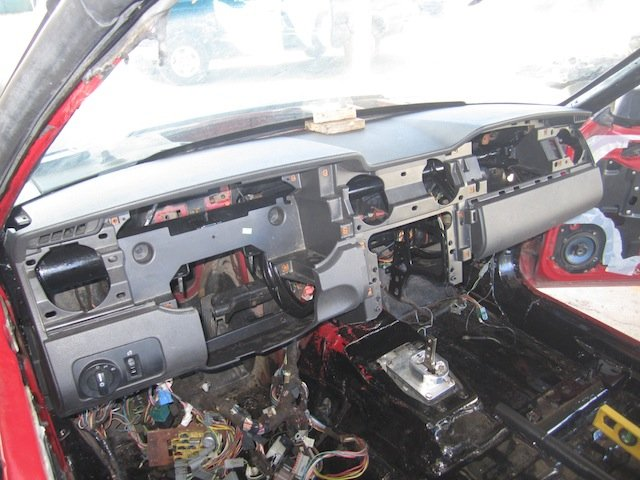 2005 Mustang Dash installation in a 1990 Mustang GT ...
