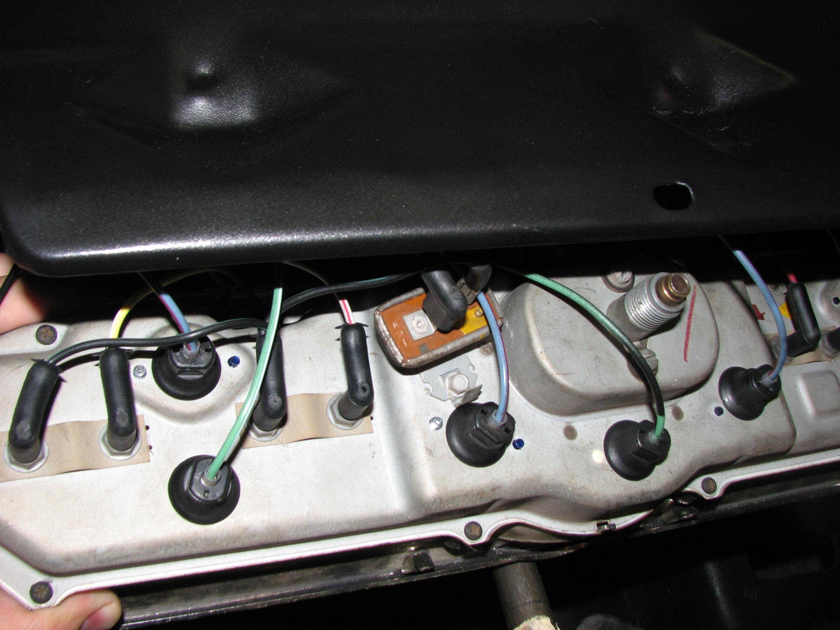 1966 Mustang Convertible Instrument Panel Wiring