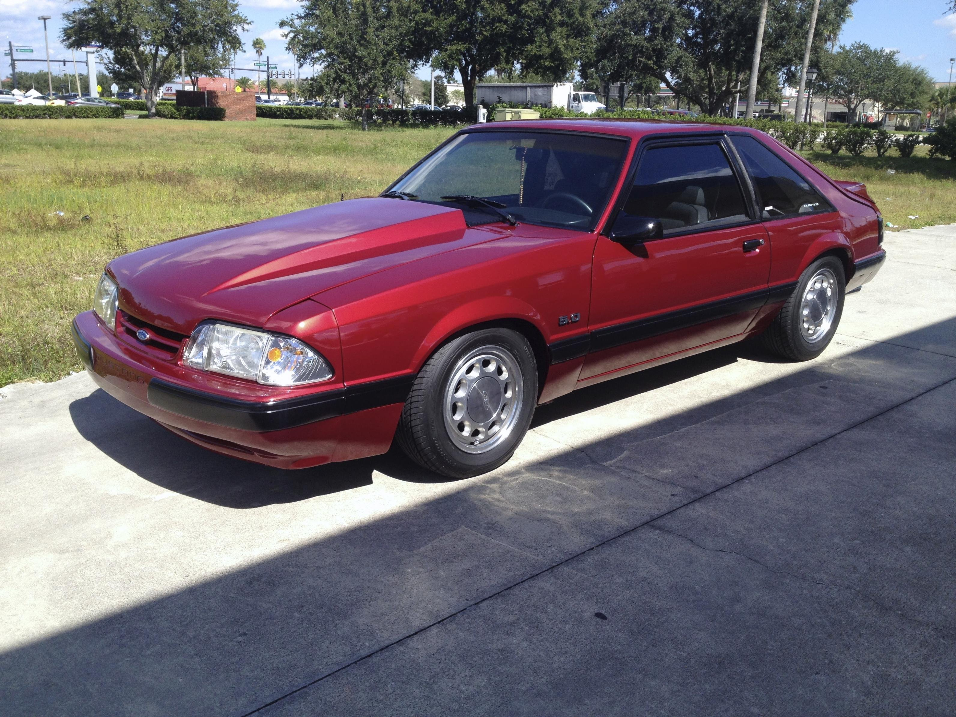 Mustang Forum Ford - New Vs Foxbody Edge