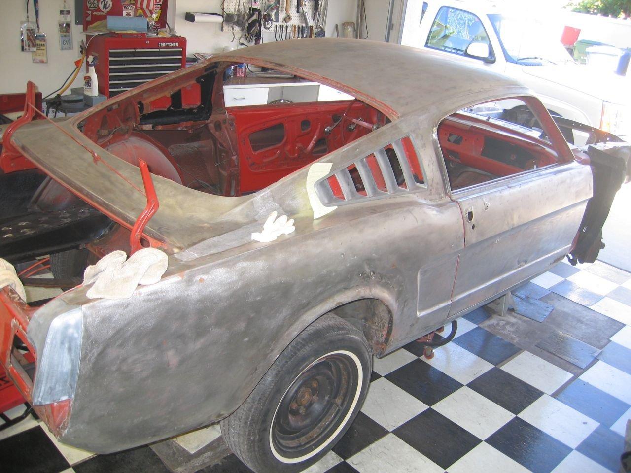 1965 Mustang Caspian Blue Paint Job Cost Ford Mustang Forum
