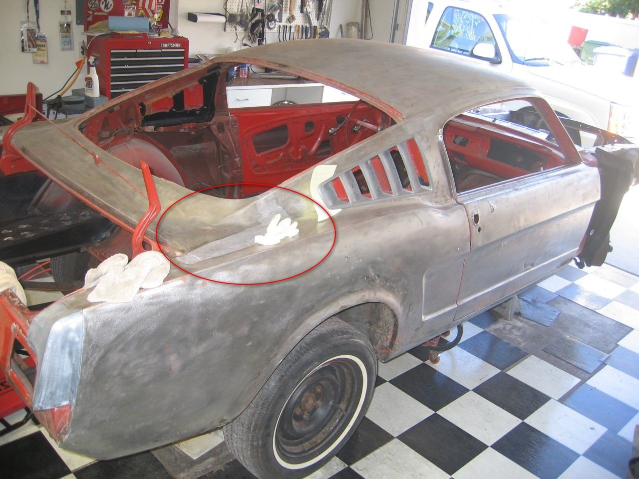 How Much Does It Cost For Bondo Work Ford Mustang Forum