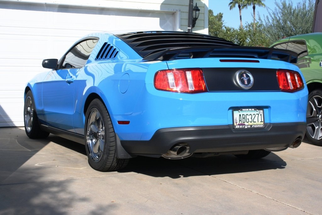Looking For Pics Of Grabber Blue With Black Accents Page