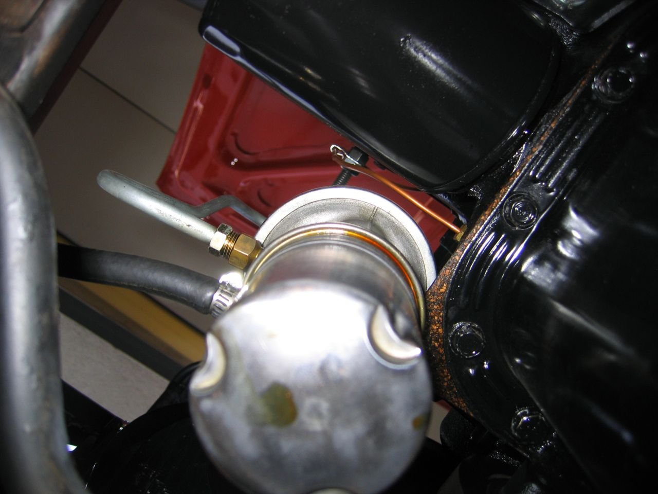 1965 Fuel Pump Leaking Ford Mustang Forum 1984 Filter Location Click Image For Larger Version Name Img 5030 Views 1074 Size 1179