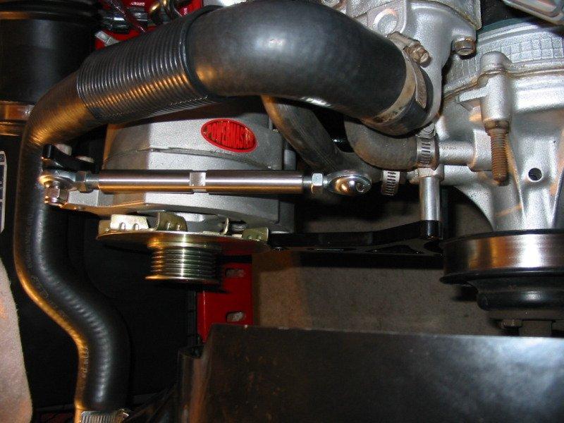 Billet Alternator Bracket Install Ford Mustang Forum