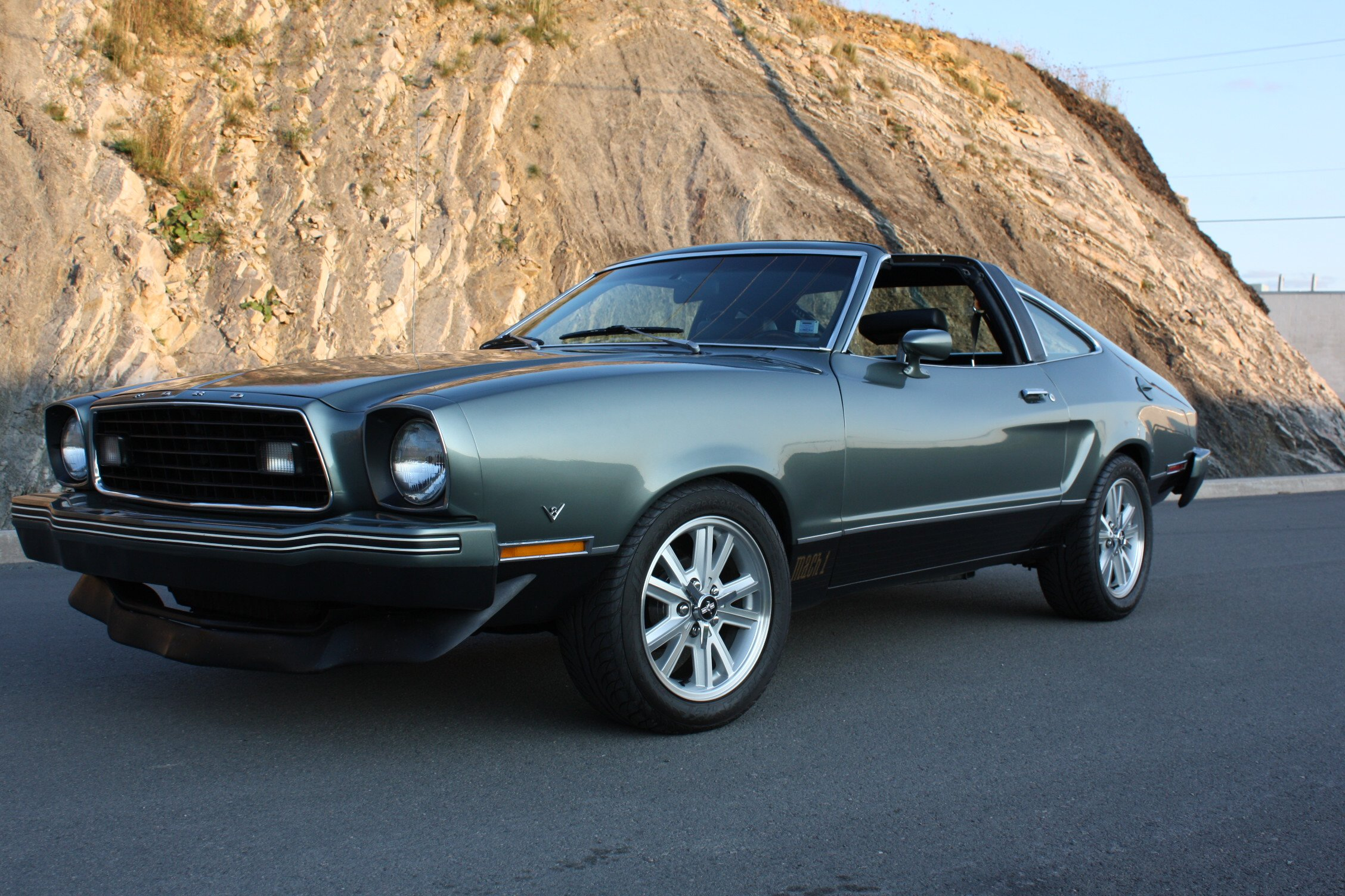 Ford Mustang Gt Jalopnik
