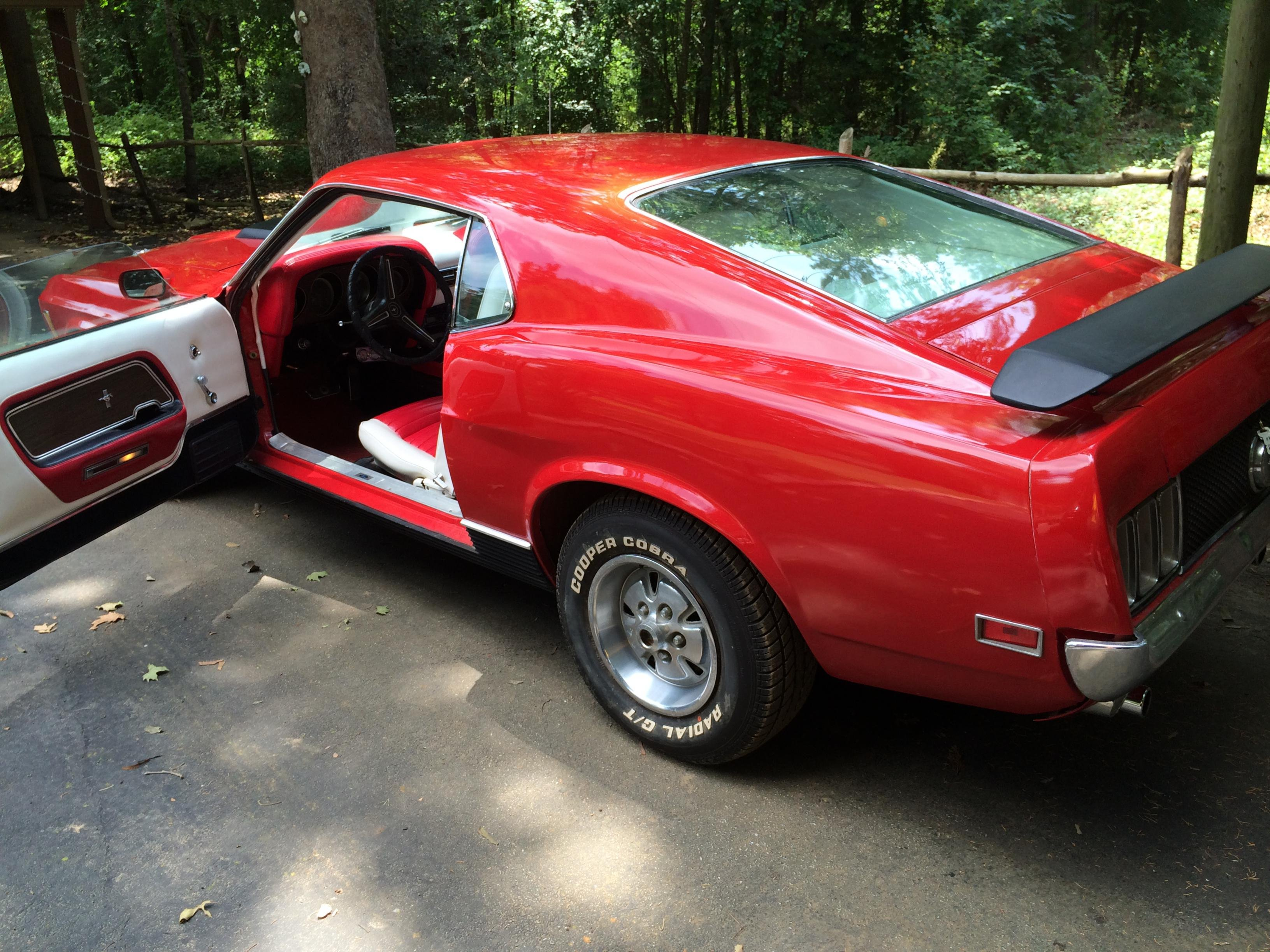 How Much Is A Mustang Mach 1 Worth