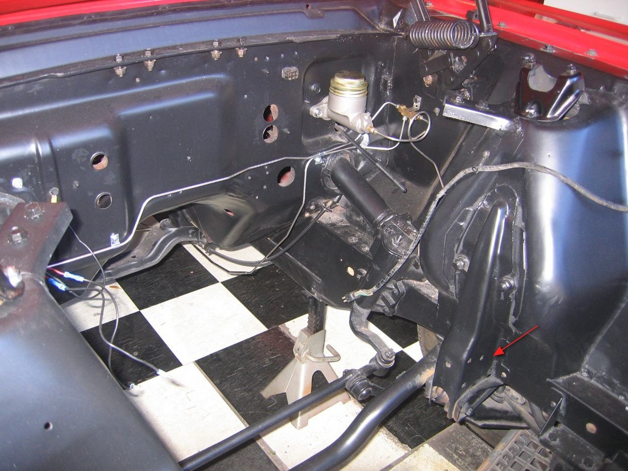 Maxresdefault moreover Mustang Assembly moreover D Mustang Exhaust Img additionally D Pictures Front Engine Img additionally Img. on 1965 mustang diagram