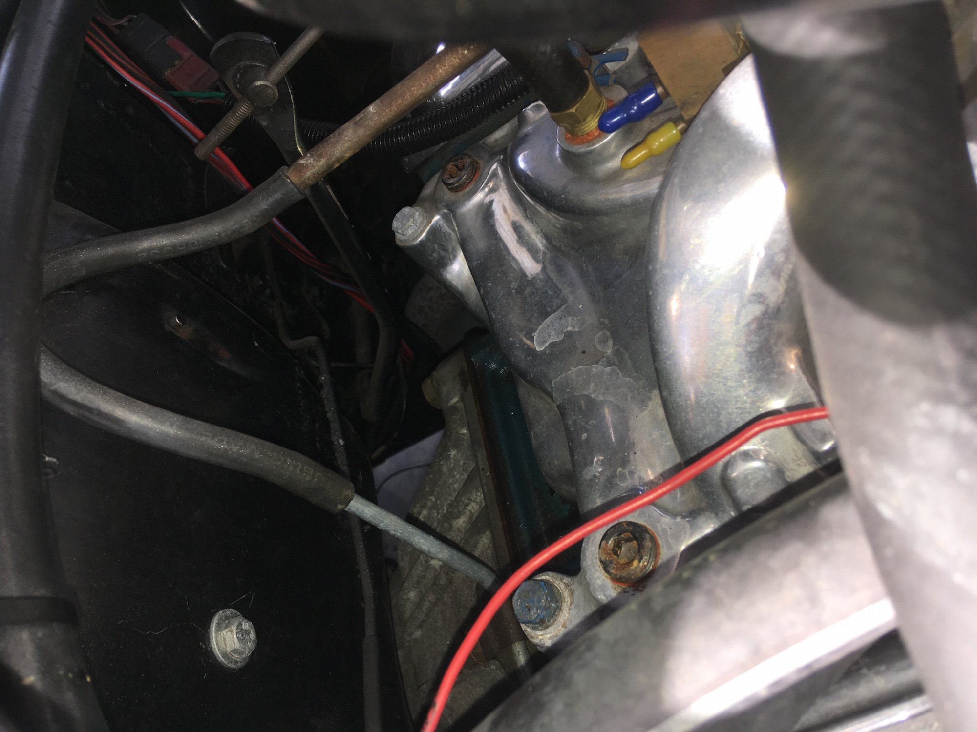 Quick Connect Fittings >> 289 heater hose routing ? - Ford Mustang Forum