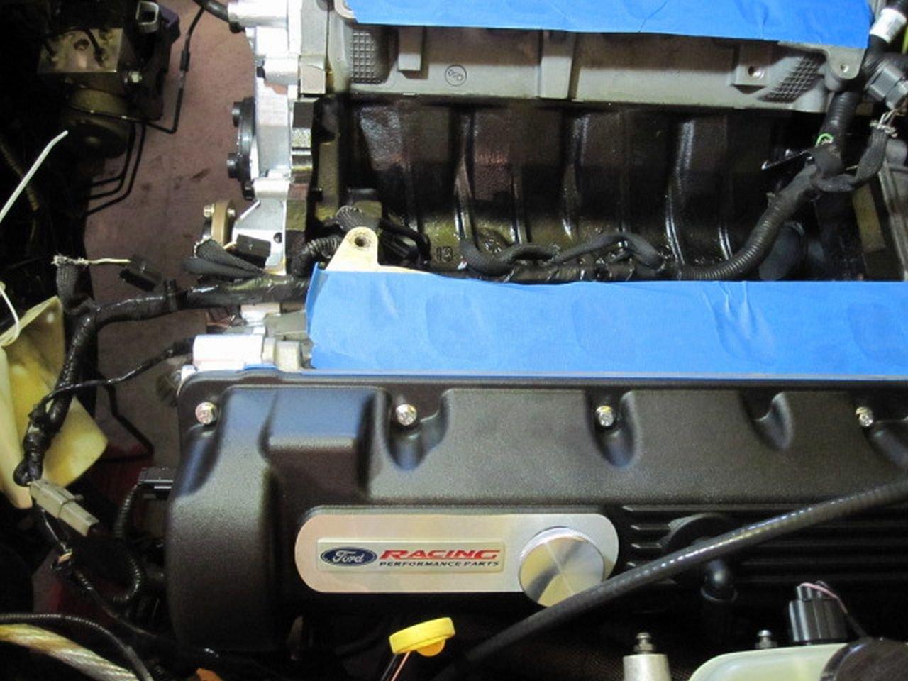 Tork Tech Eaton M112 Cobra 2003-2004 Blower 2 valve 4 valve