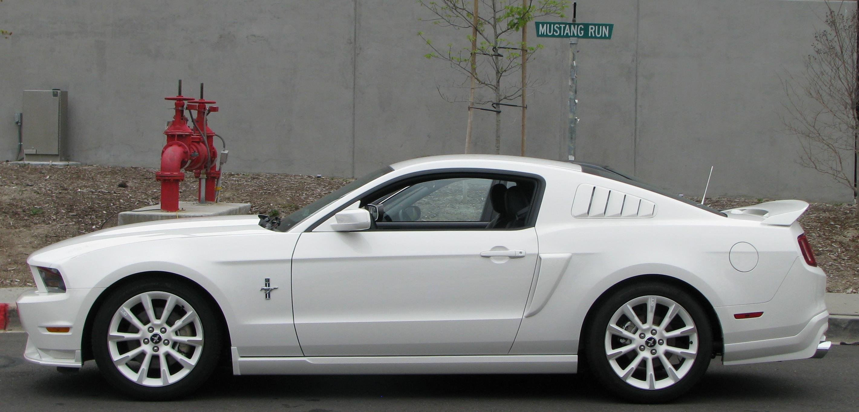 2012 mustang gt performance white w stripes page 2 ford mustang - Mustang 2012 White