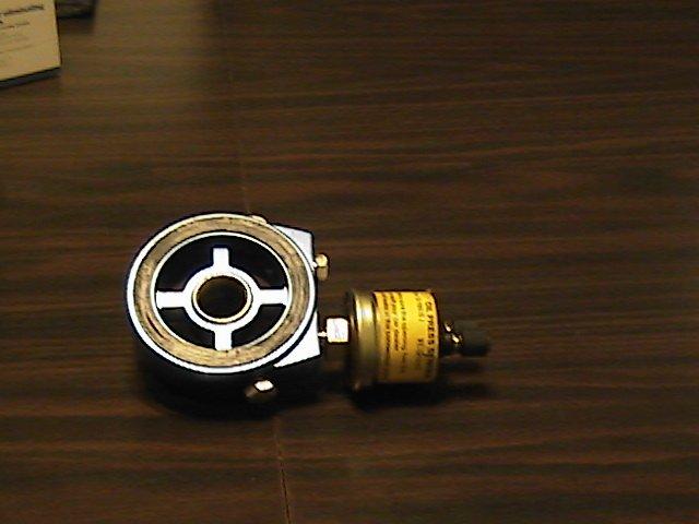 Oil Pressure Adapter Block Install 2005 Stang Gt