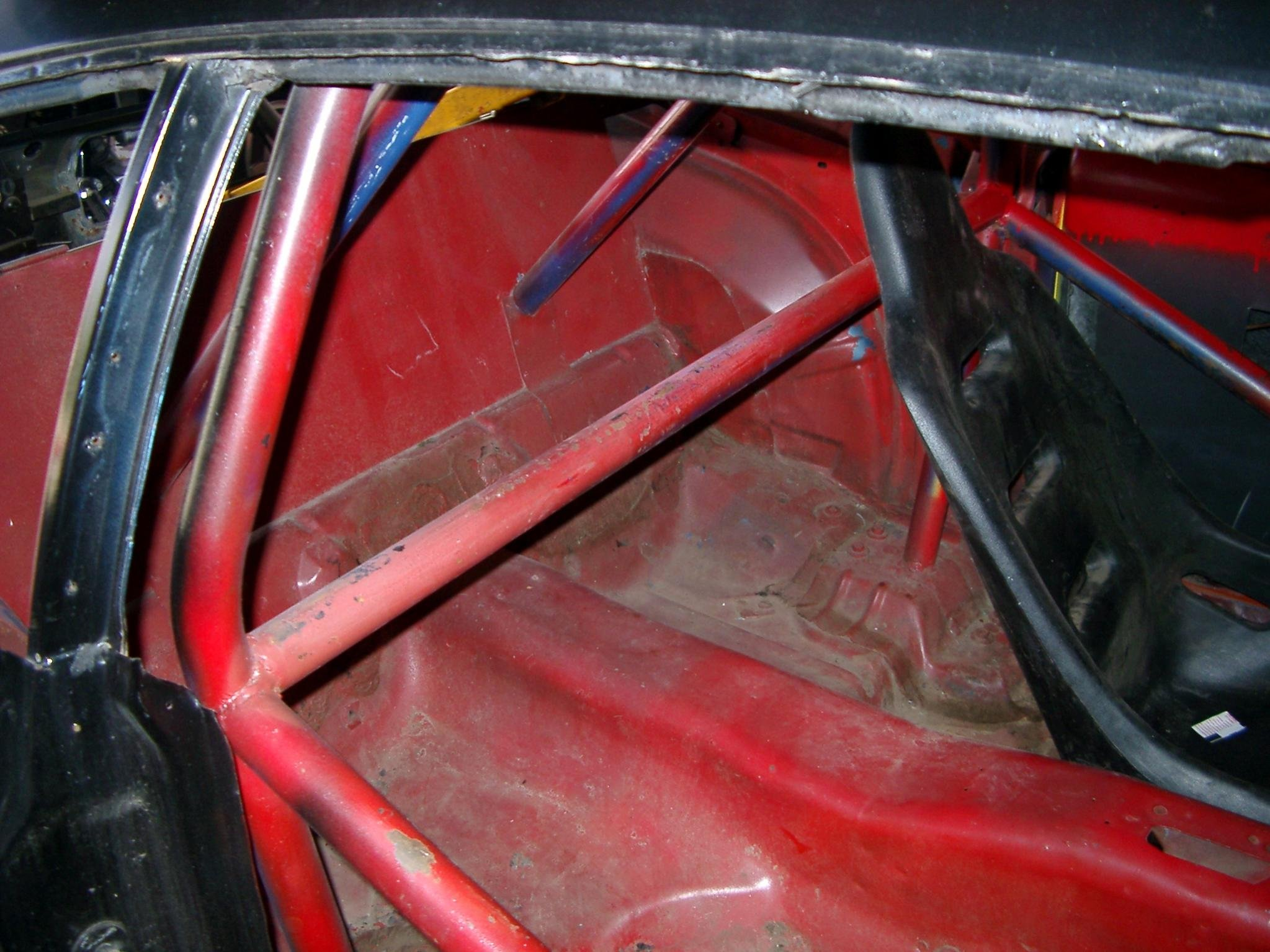 Mustang Ii Roll Cage Ford Mustang Forum