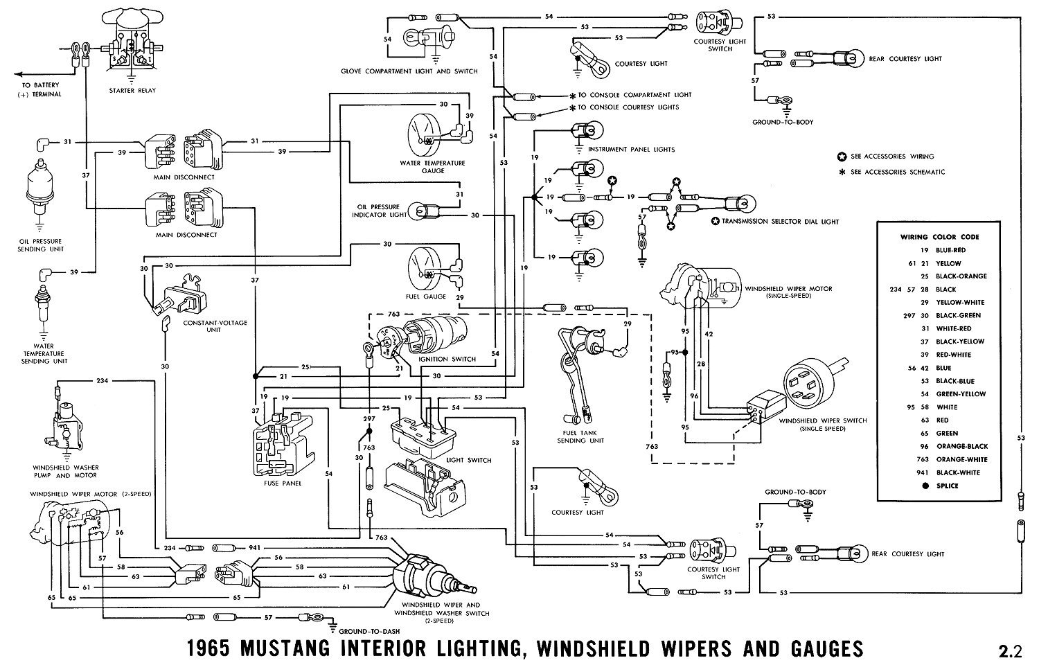 354697d1402370433 1970 mustang installing new radiator no temperature sensor interior lighting gauges wiring diagram for 1972 ford f100 the wiring diagram  at n-0.co