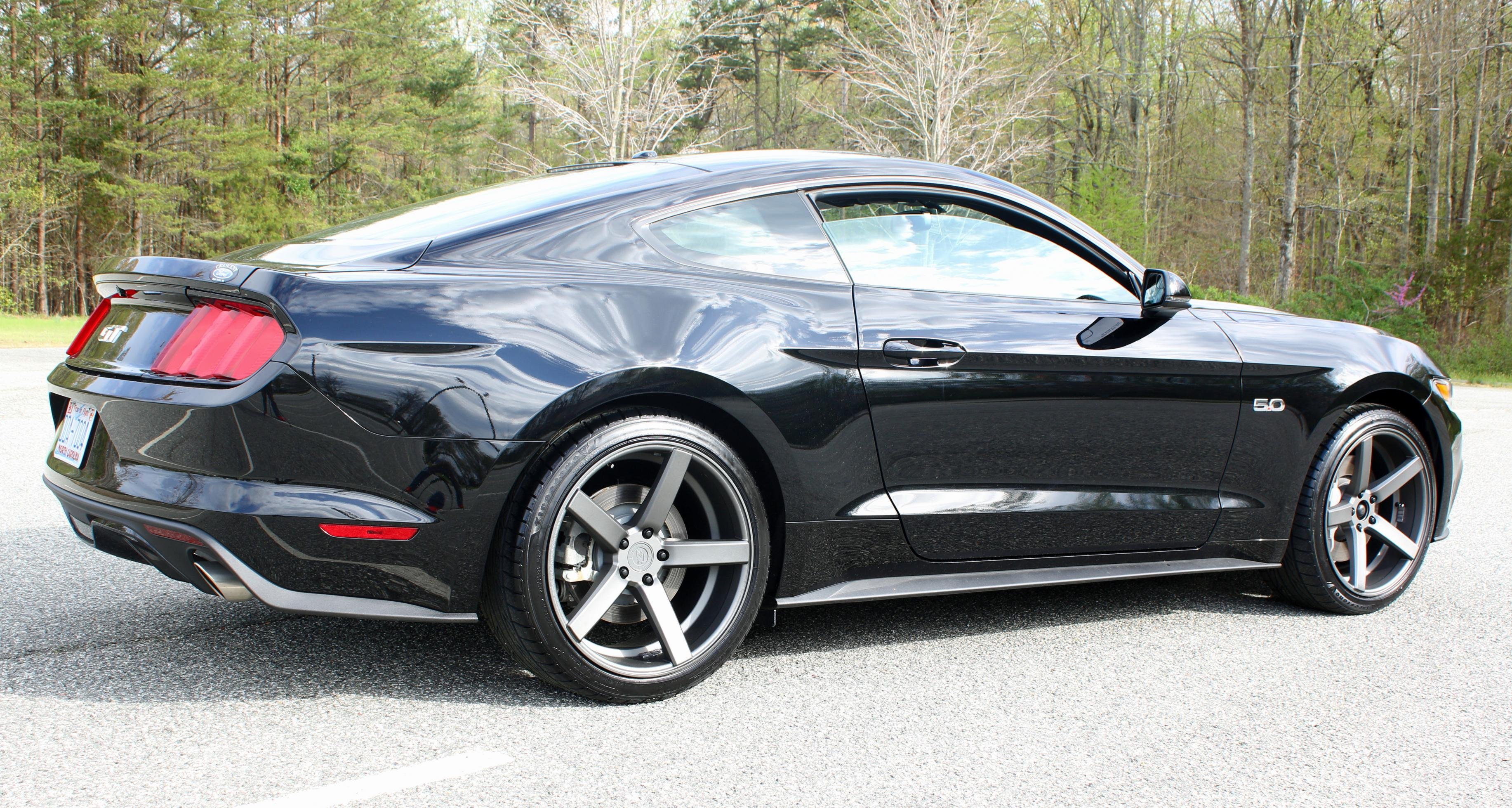 How To Rotate Tires >> Running Square setup on Staggered wheels - Ford Mustang Forum