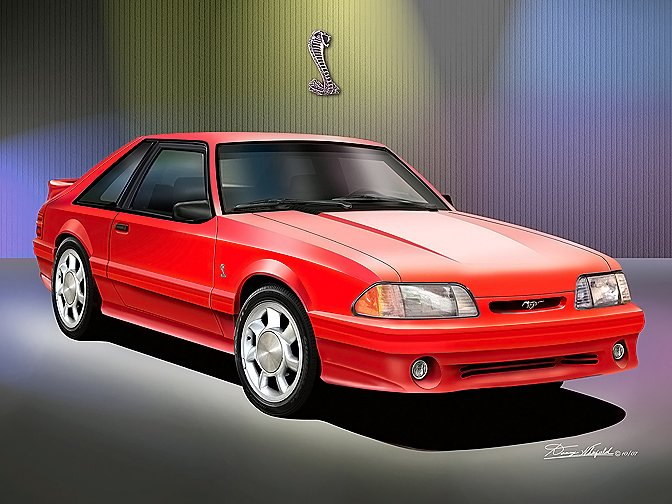Looking For A 1987 1993 Mustang Clip Art Ford Mustang Forum