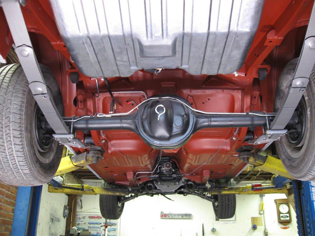 D Mustang Help E Brake Jl