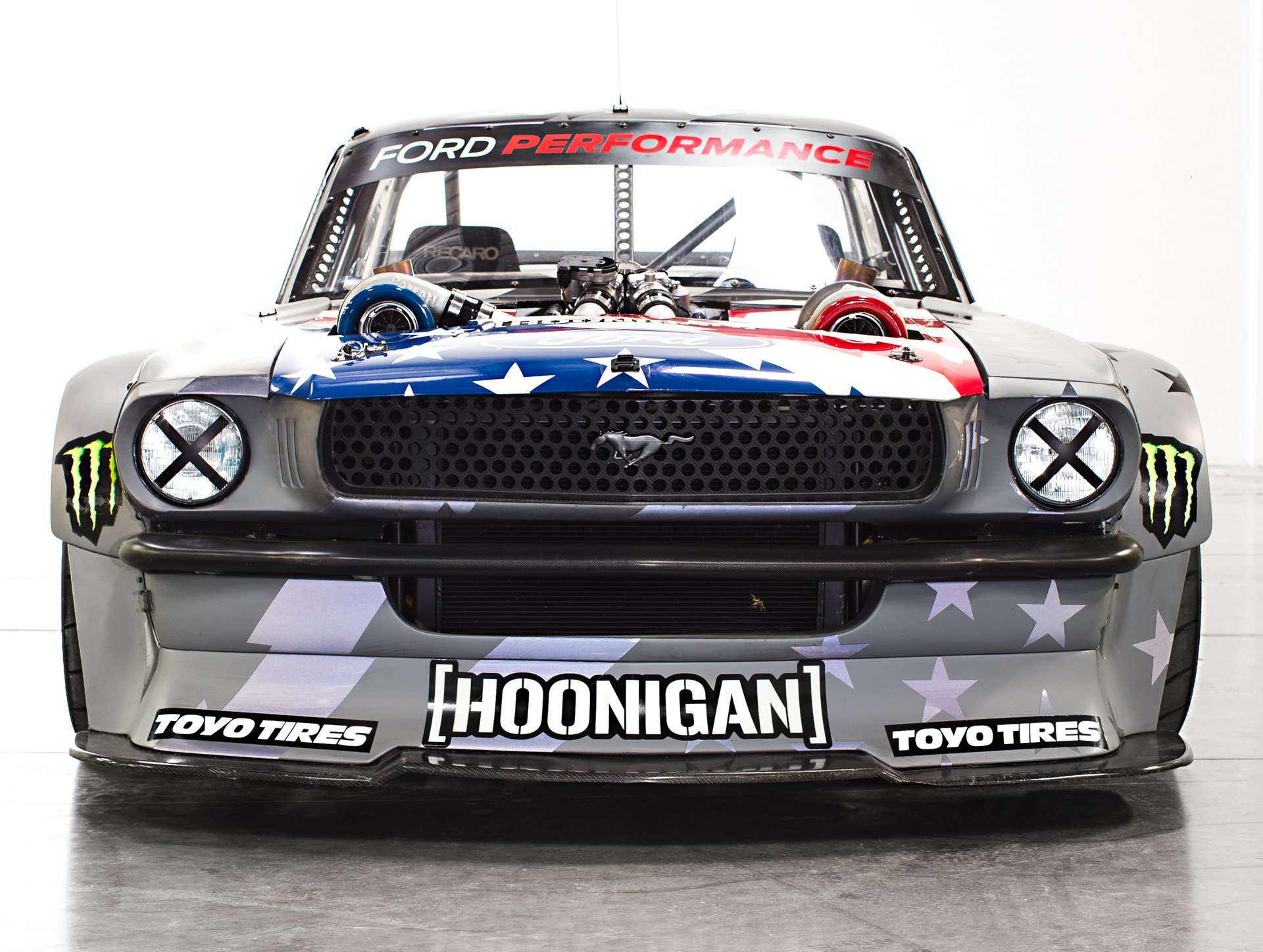 Ken Block's Bonkers 1965 Hoonicorn Mustang Now has 1,400 HP