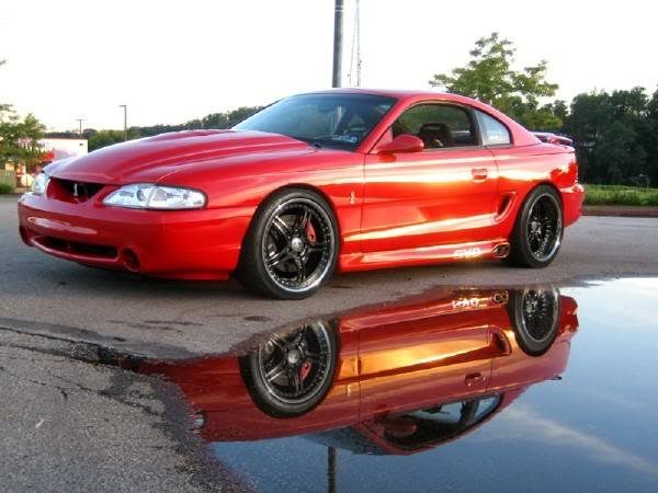 98 6er Skirted Exhaust Ford Mustang Forum