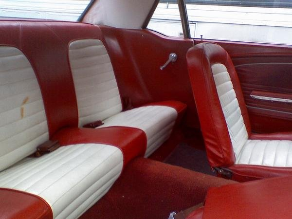 1966 Mustang Seat Covers Ford Mustang Forum