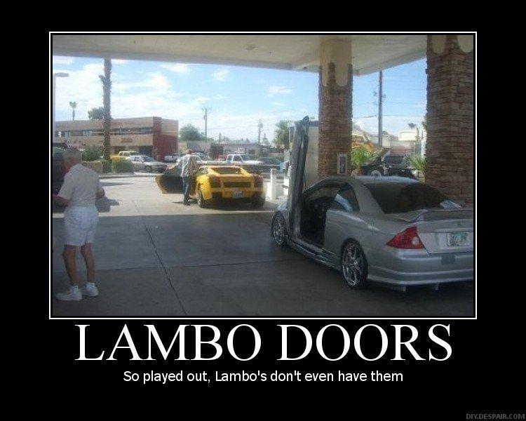 Lambo Vertical Door Kit Ford Mustang Forum