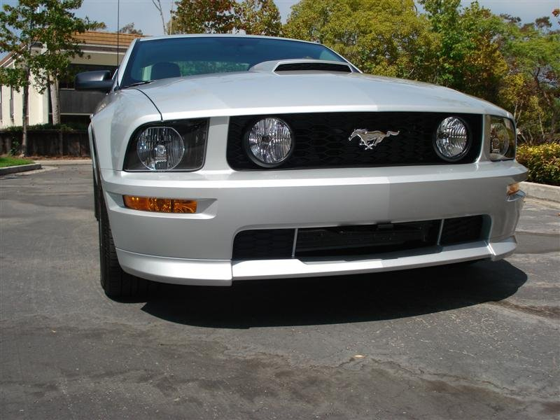 mustang hood scoop gt 2006 2005 recommendations ford