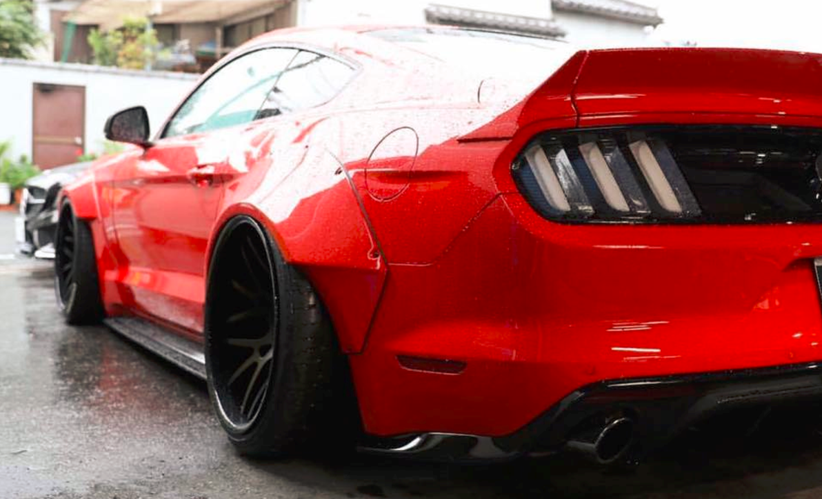 Liberty Walk Mustang Coming On October 9 Allfordmustangs
