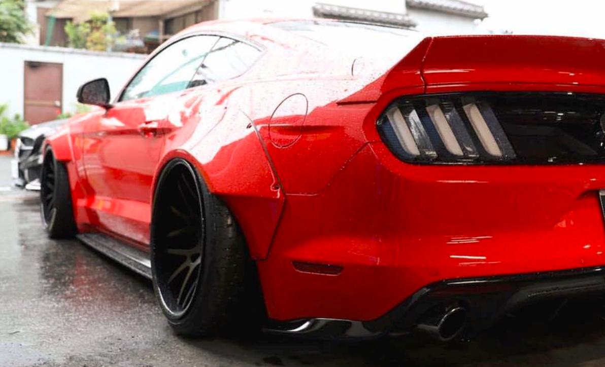 Liberty Walk Mustang Coming on October 9