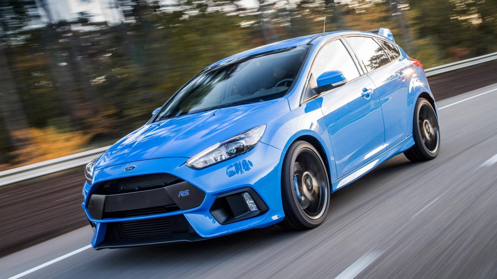 Ford Focus RS Allocation Increases in the UK Due to Massive Demand