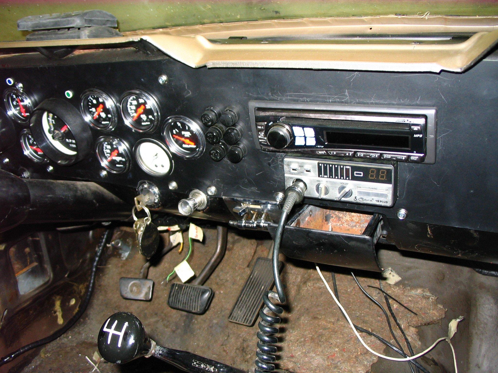 1966 Mustang Dash Panel Gauge Custom Ford Mustang Forum