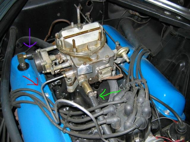 289 Carburetor Help Ford Mustang Forum