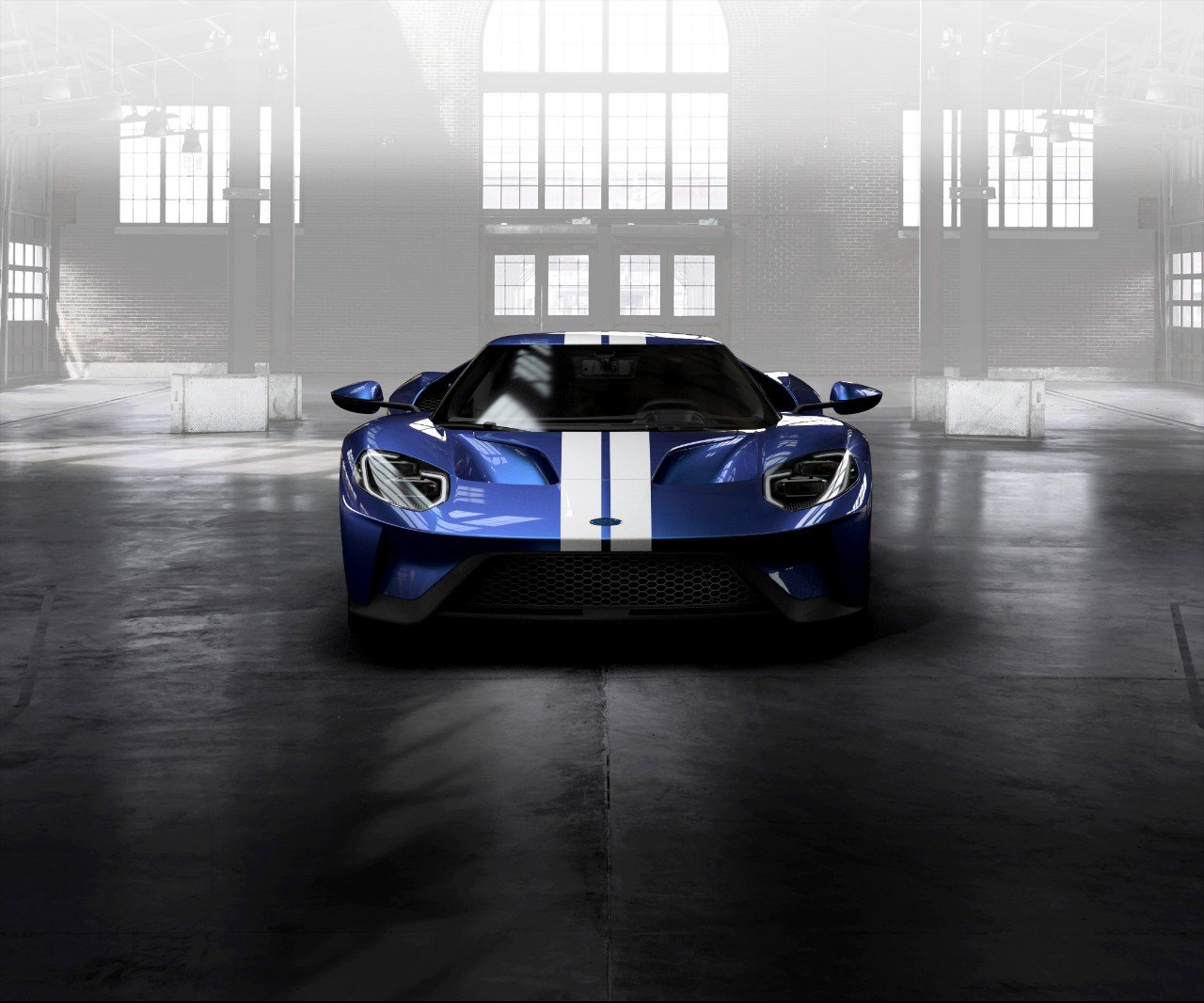 Numbers Game: The Ford GT Will Once Again Shame Ferraris