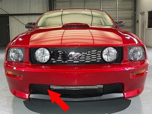 Gt Cs Sgt Front Bumper Help Ford Mustang Forum