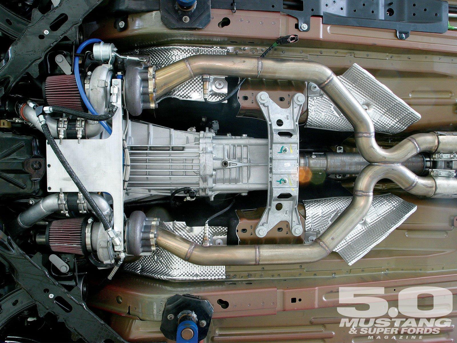Mustang Turbo Kit – Voiture Image Ideas