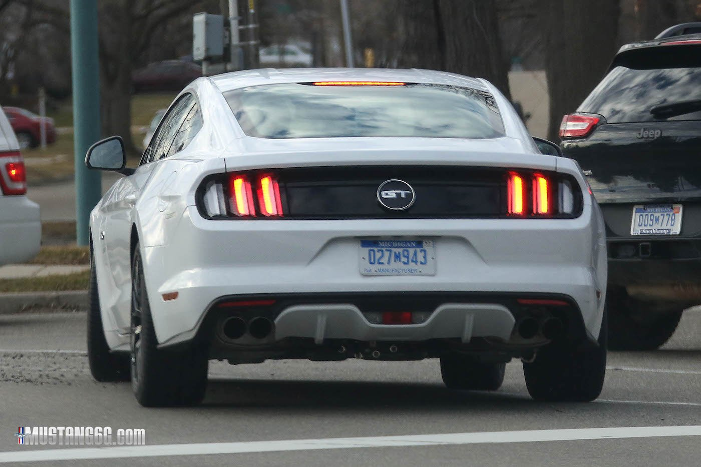 Is This the New Mustang Mach 1?