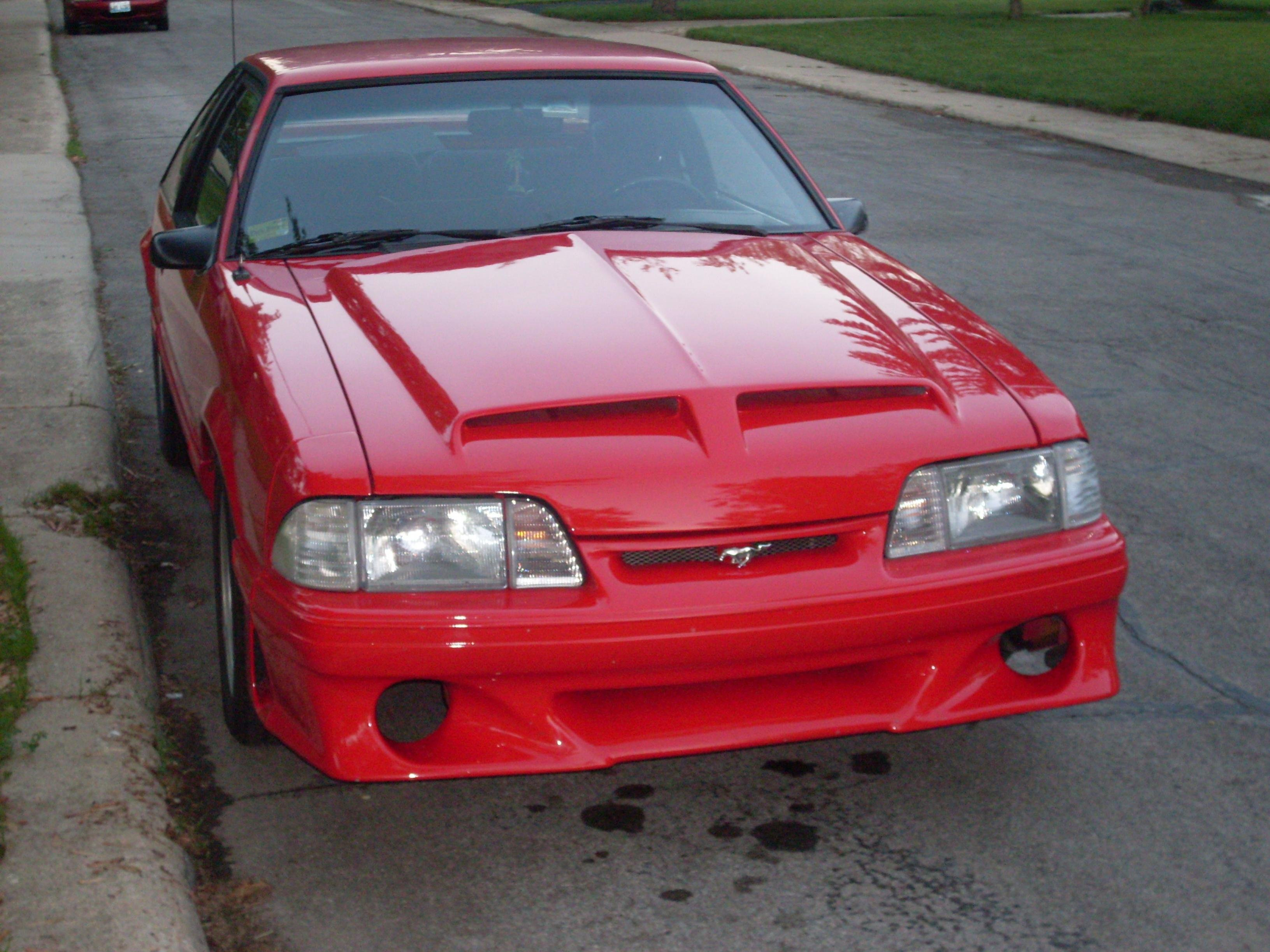 Fox Body Gt500 Hood Ford Mustang Forum